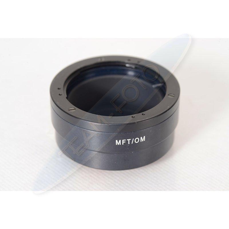 Novoflex Adapterring Olympus OM an MFT MFT/OM