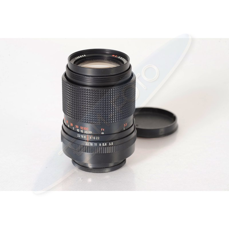 Zeiss-Jena Sonnar MC 3,5/135 Electric M42