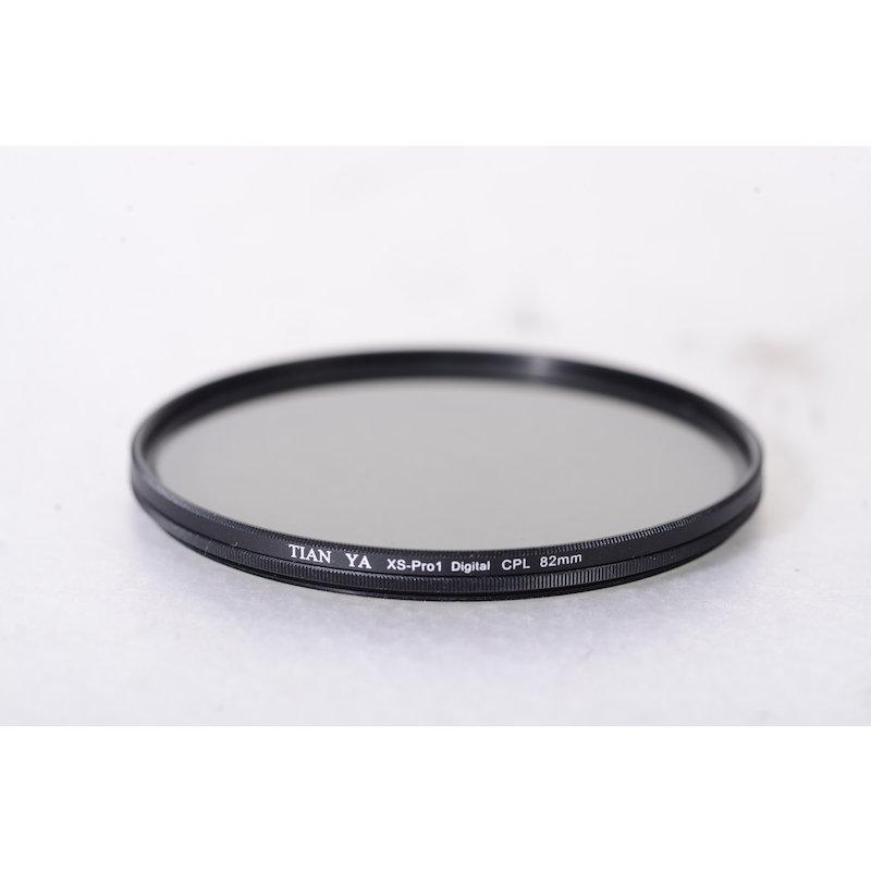 Tianya Polfilter Zirkular XS-PRO1 Digital Slim E-82