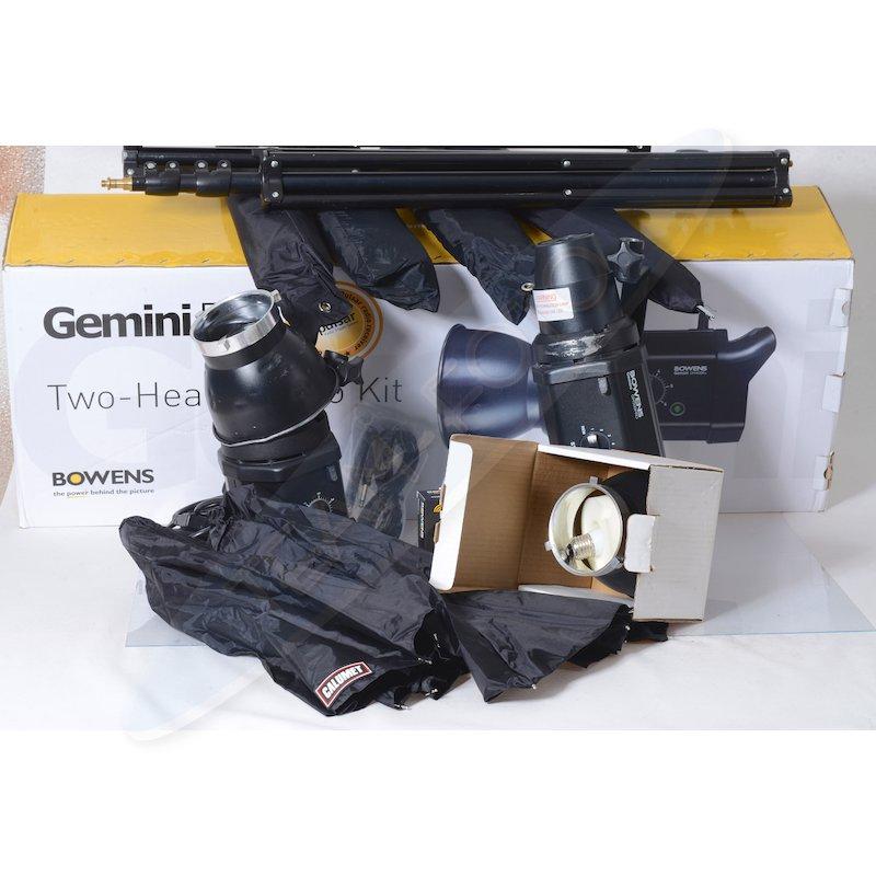 Bowens Gemini RX GM400 Studioset