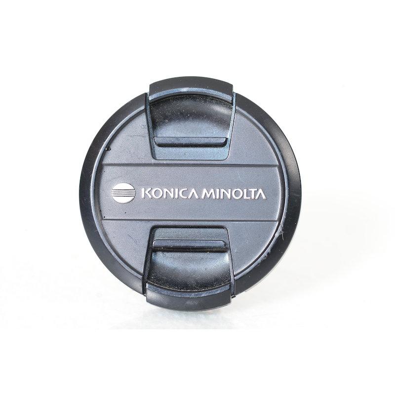 Minolta Objektivdeckel LF-1355 E-55