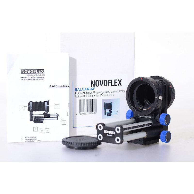 Novoflex Auto-Balgengerät NEW C/EF BALCAN-AF
