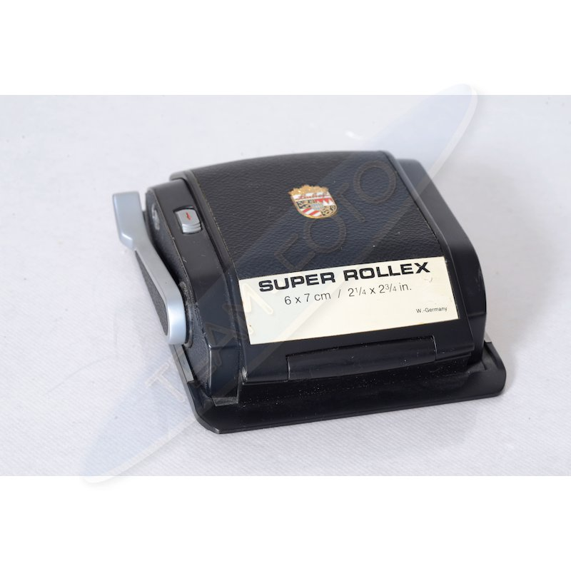 Linhof Rollfilmmagazin Super-Rollex 6x7/4x5