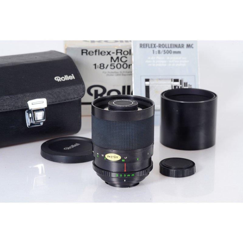 Rollei MC 8,0/500 Reflex