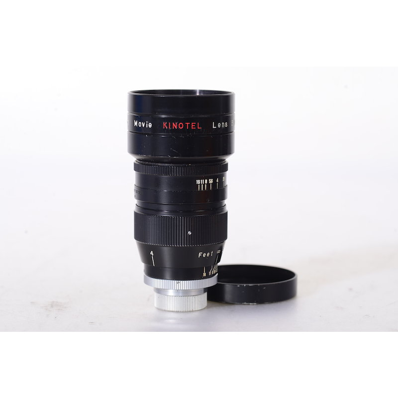 Kinotel Telephoto 1,5/75 (3 inch) 16mm C-Mount