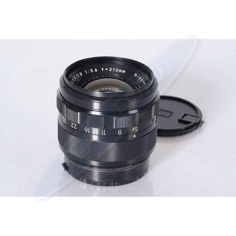 Nikon EL-Nikkor 5,6/210 M72