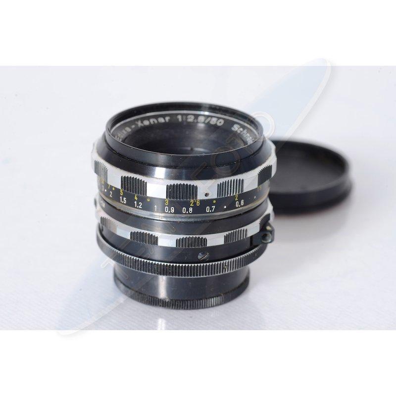 Schneider Edixa-Xenar 2,8/50 M42