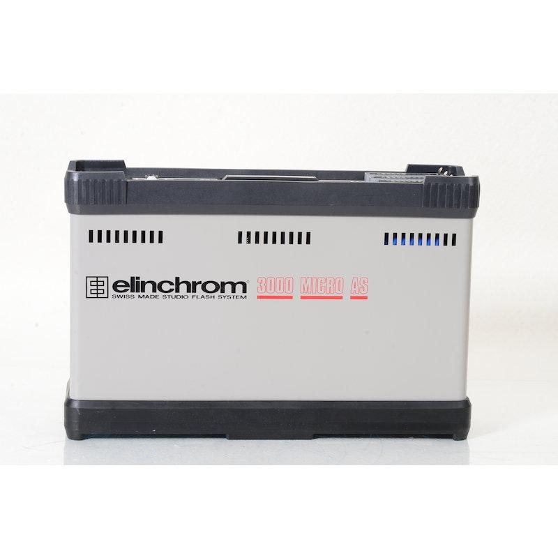 Elinchrom Generator 3000 Micro AS