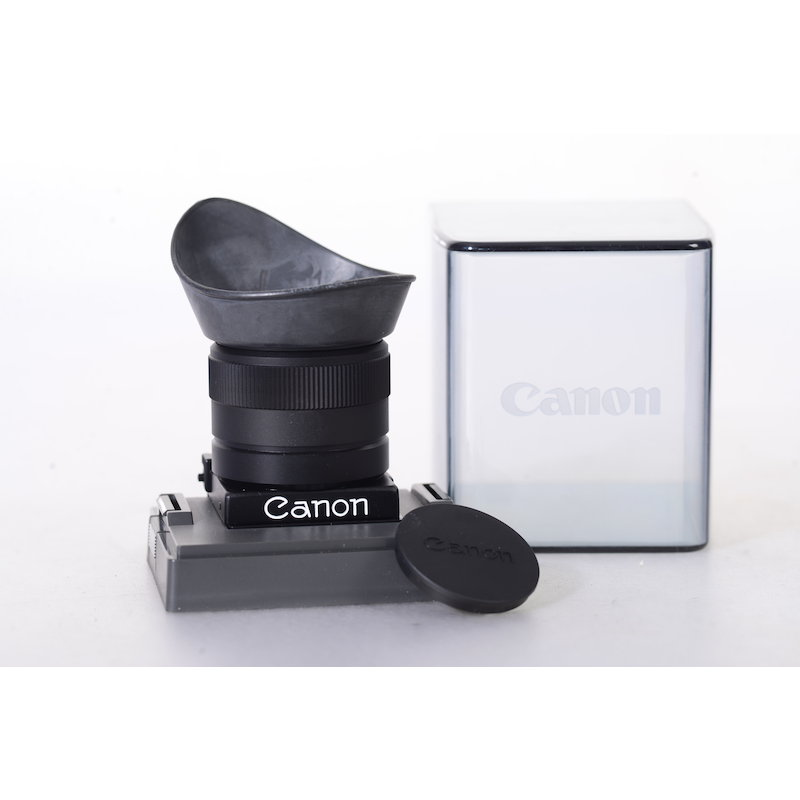 Canon Lupensucher 6x FN F-1 New
