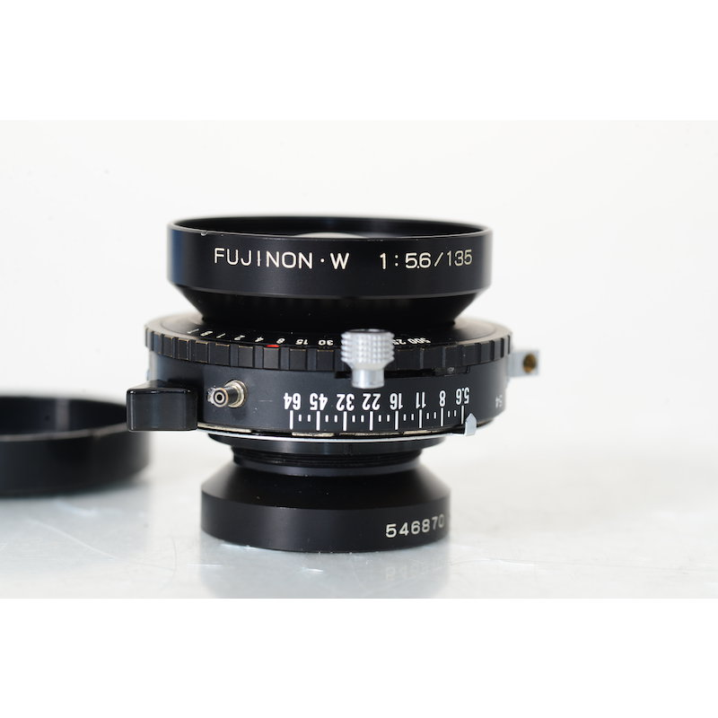 Fuji Fujinon-W 5,6/135 Copal 0