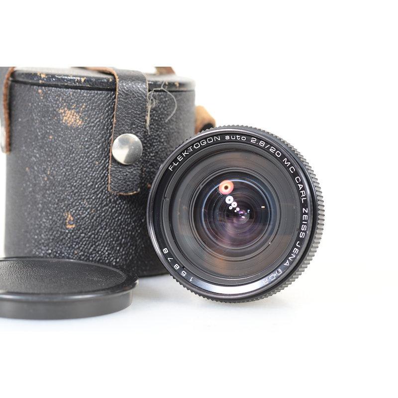 Zeiss-Jena Flektogon MC 2,8/20 M42