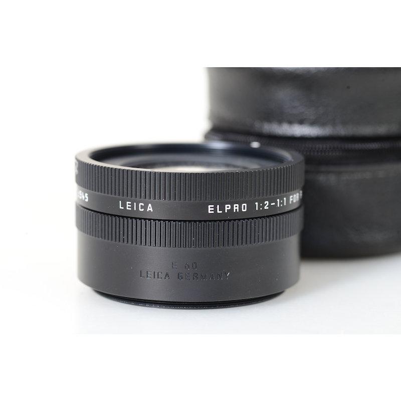 Leica Elpro 1:2-1:1 f. 2,8/100 E-60