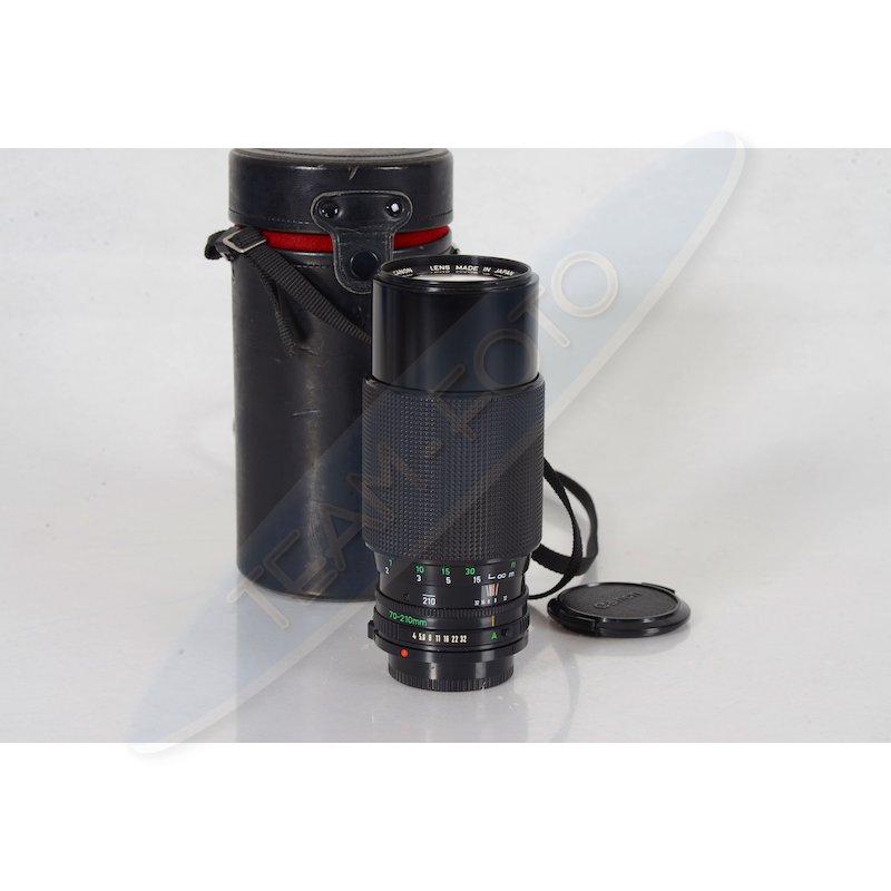 Canon FD 4,0/70-210