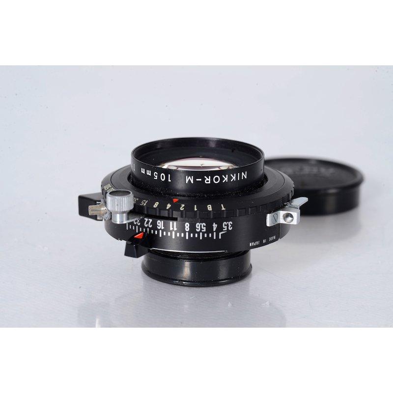 Nikon Nikkor-M 3,5/105 Copal 0