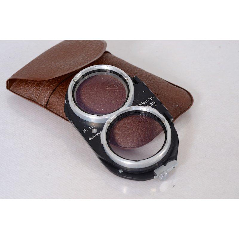 Rollei Rolleinar Nahlinse 0,35 B III/Tele-Rolleiflex