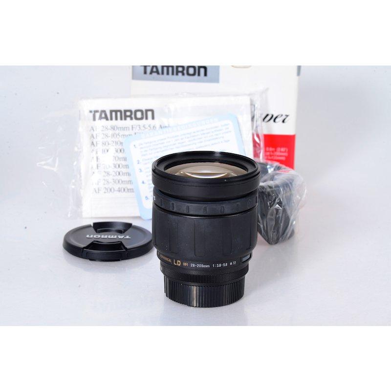 Tamron ASL 3,8-5,6/28-200 Super IF LD PK/AF