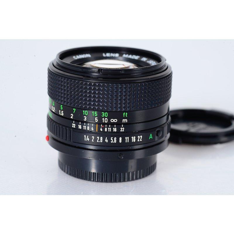 Canon FD 1,4/50