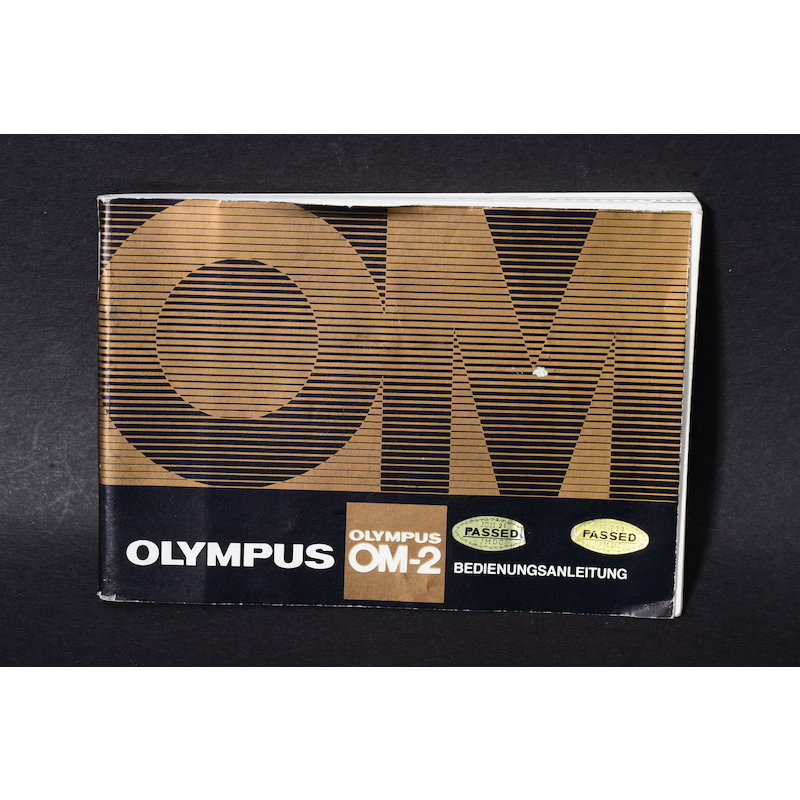 Olympus Anleitung OM-2 Spot/Program