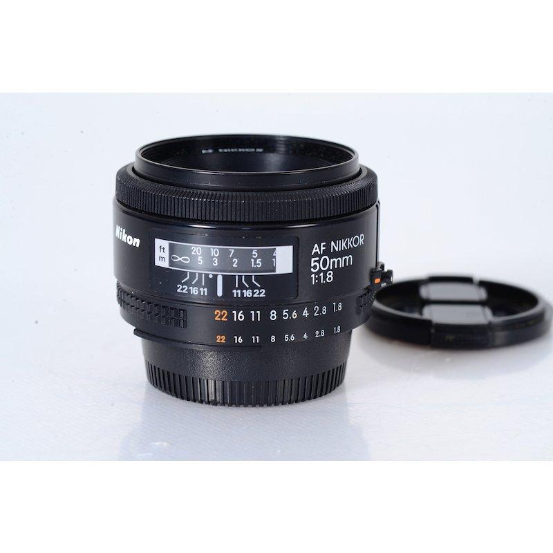 Nikon AF 1,8/50 Japan