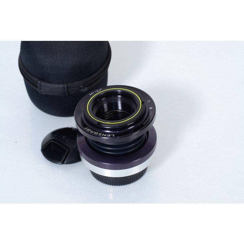 Lensbaby LBMP2N Muse Olympus 4/3