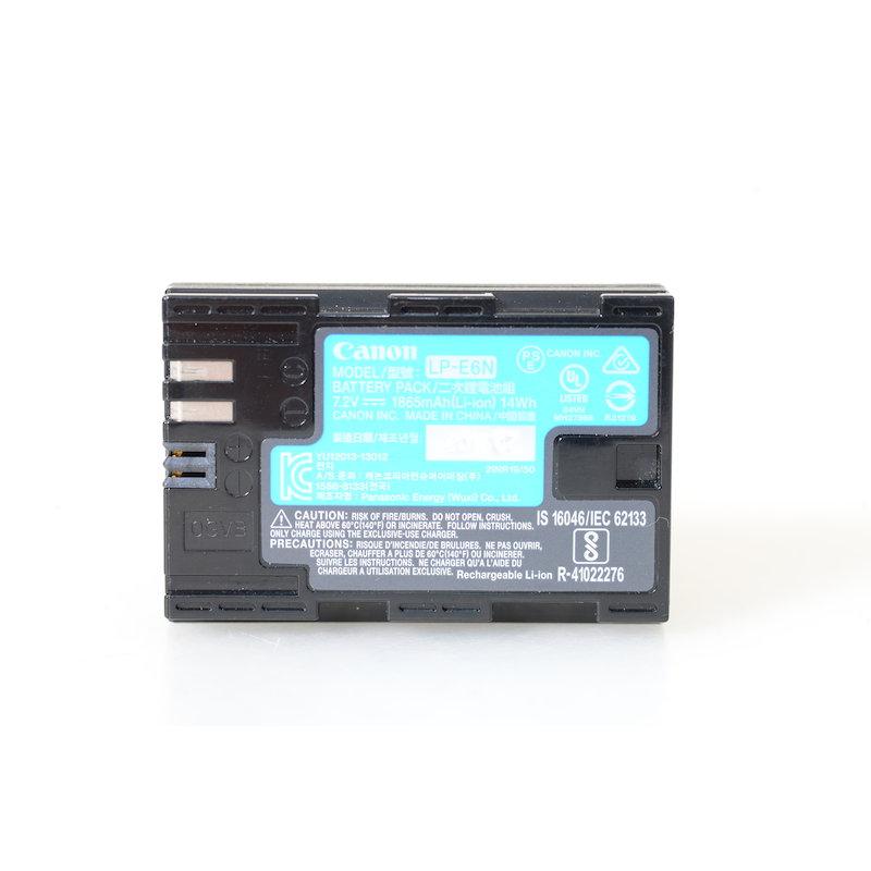 Canon NI-MH Akku LP-E6
