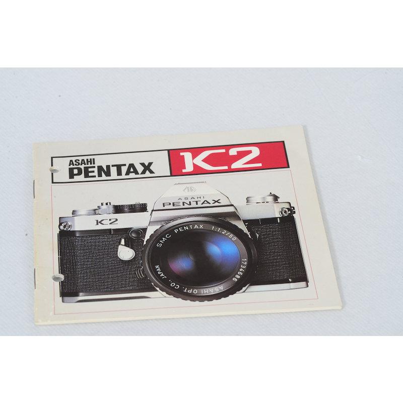Pentax Anleitung K2