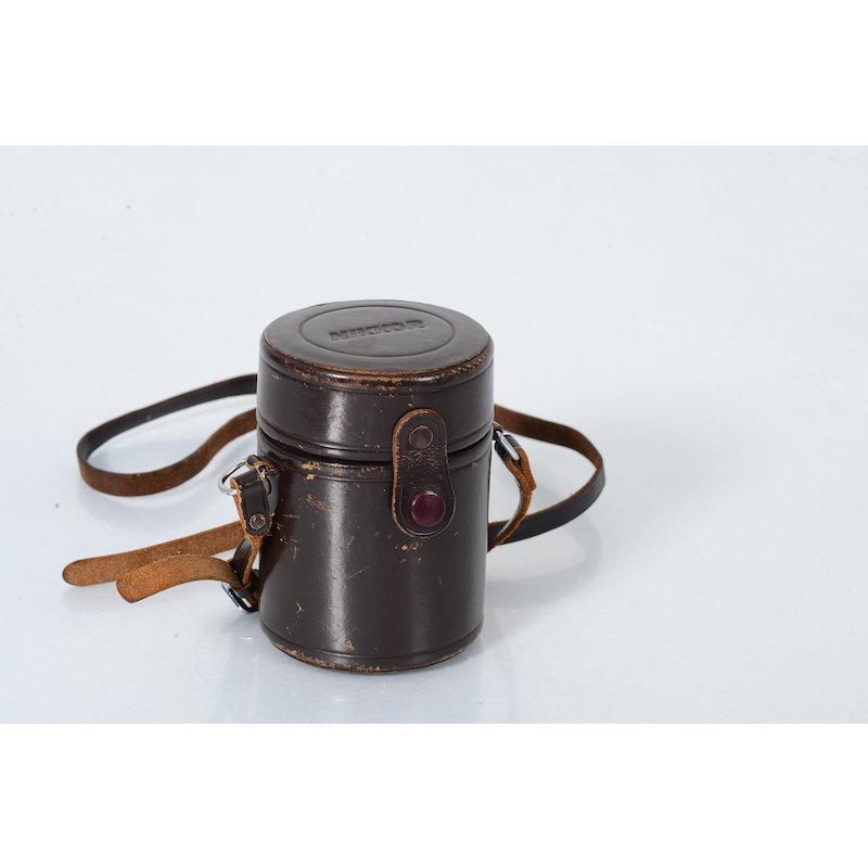 Nikon Objektivköcher Braun Ai 2,5/105