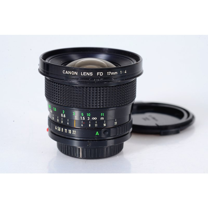 Canon FD 4,0/17
