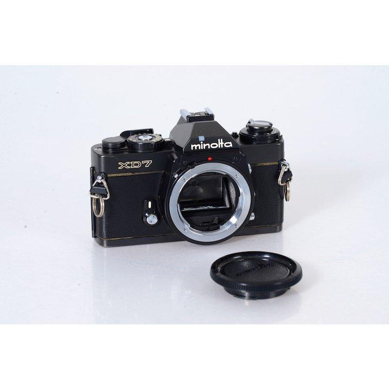 Minolta XD7 II Black