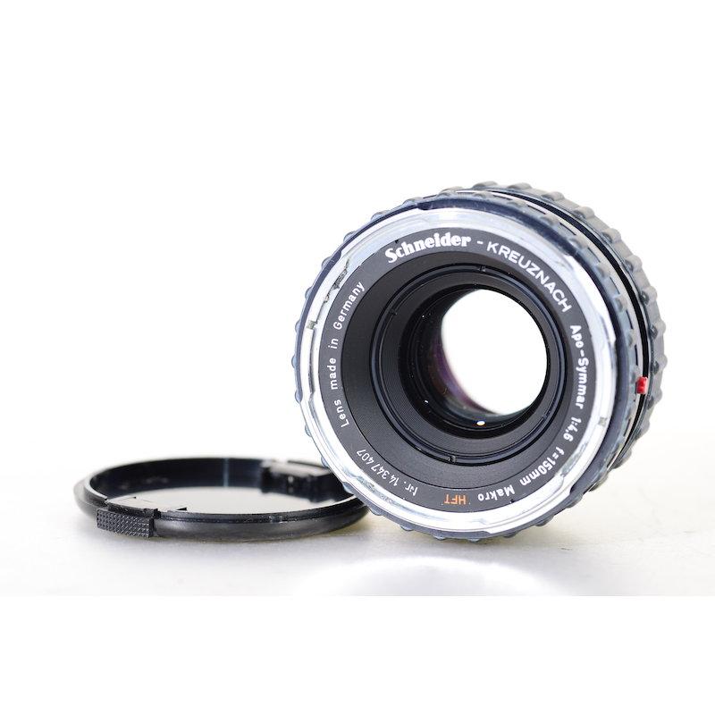 Rollei Apo-Symmar HFT 4,6/150 Makro PQ 6008