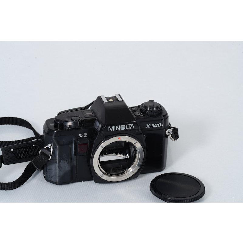 Konica Minolta X-300s 35mm Reflex | eBay