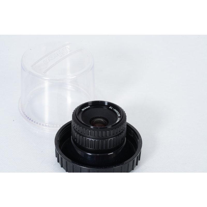 Nikon EL-Nikkor 4,0/40 M39