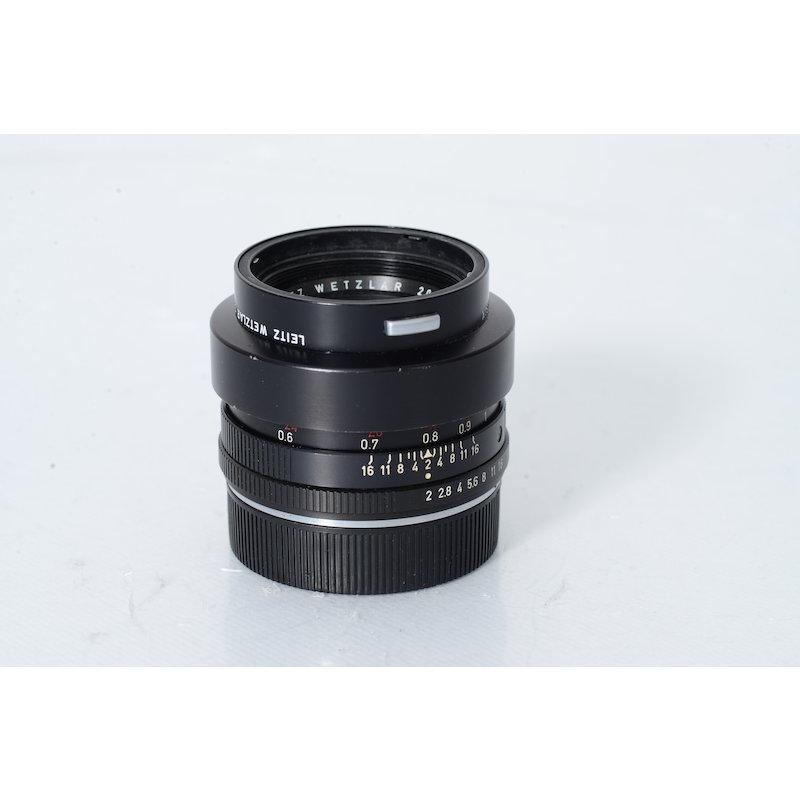 Leica Summicron-R 2,0/50 Ser VI