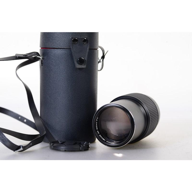 Konica Hexar-AR 4,0/200