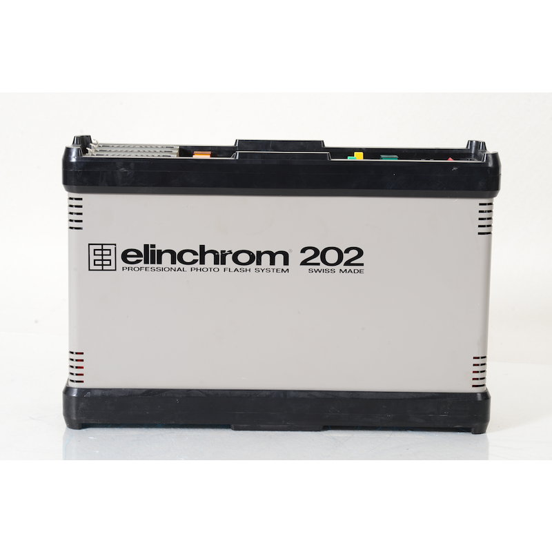 Elinchrom Generator 202 Keine Funktion