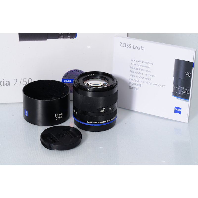 Zeiss Loxia 2,0/50 E-Mount