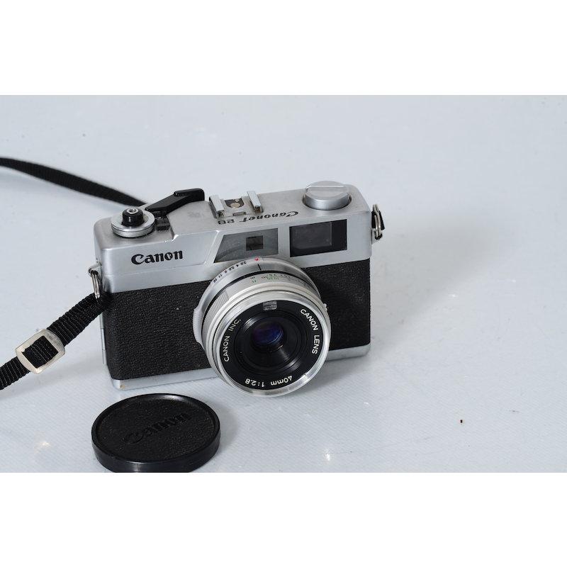 Canon Canonet 28+2,8/40