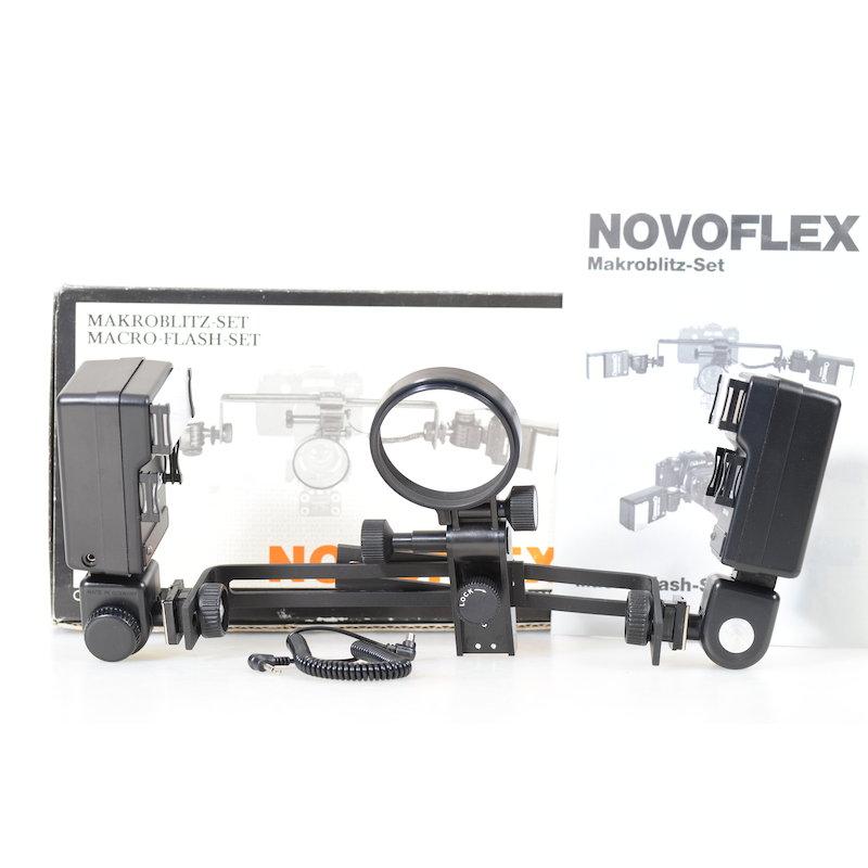 Novoflex Makroblitz-Set X-Set
