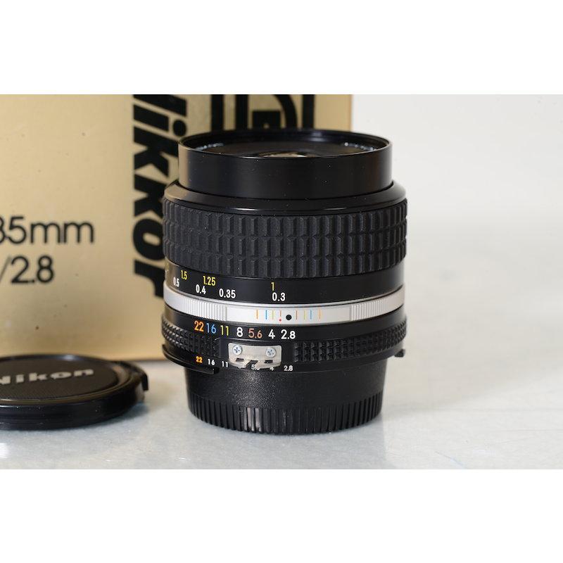Nikon Ai/S 2,8/35