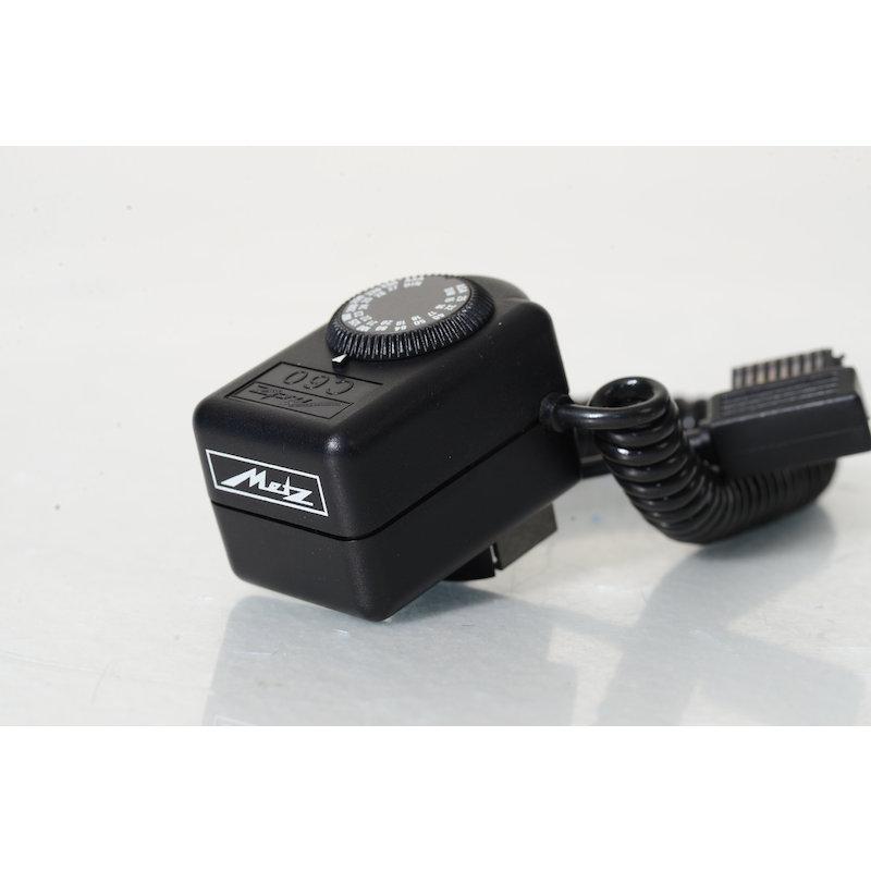 Metz SCA Adapter C60 Nikon TTL F3