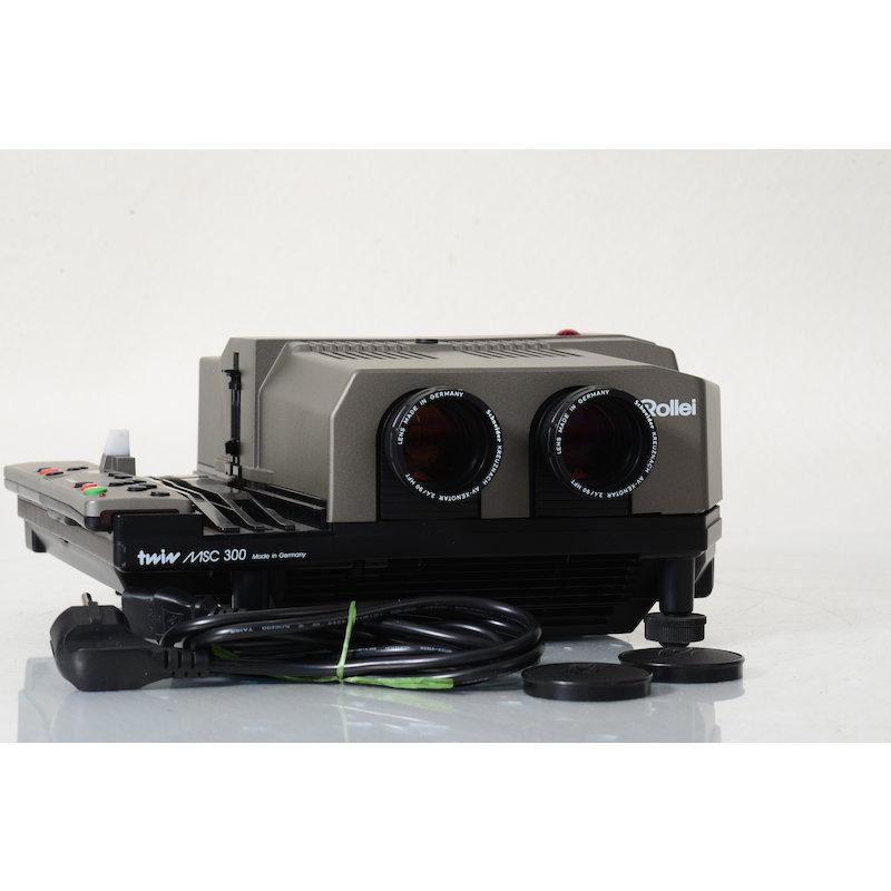Rollei Vision Twin MSC 300+HFT 2,4/90