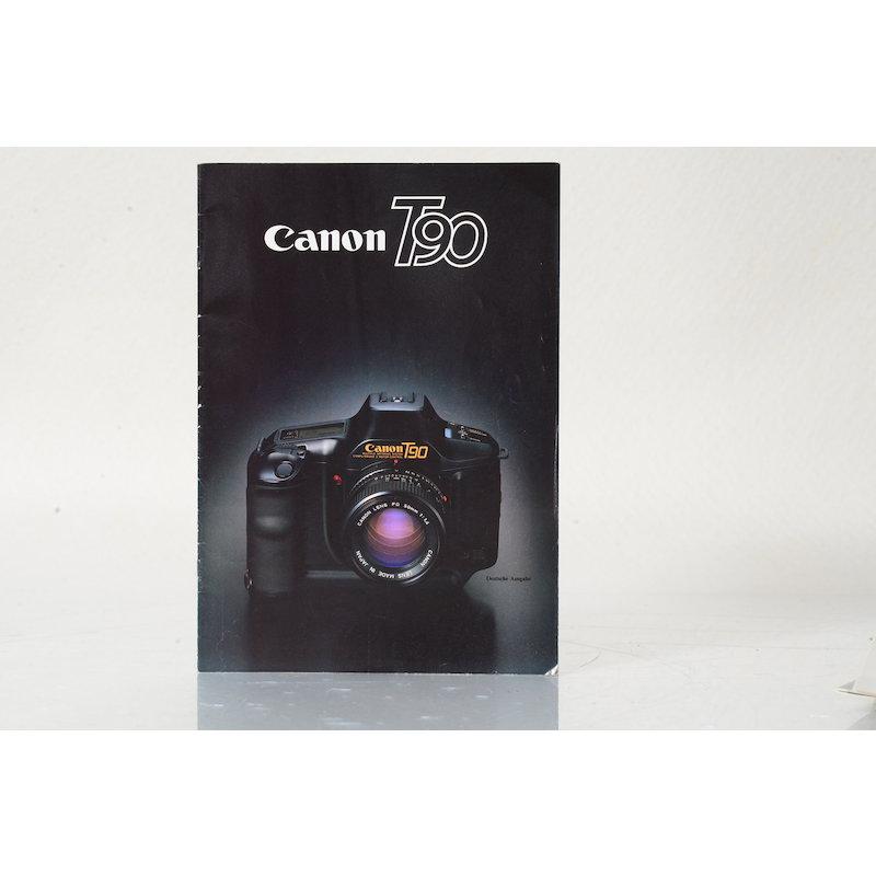 Canon Prospekt T90