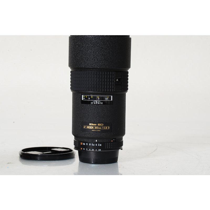Nikon AF 2,8/180 ED D