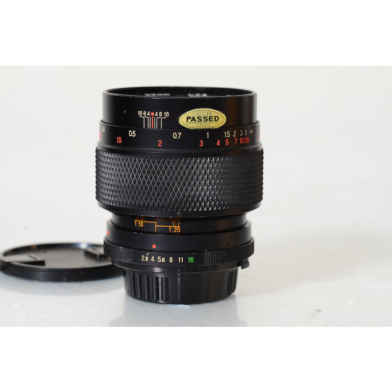 Elicar V-HQ 2,5/90 MC Makro 1:1 MD