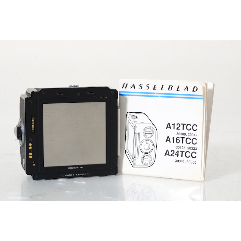 Hasselblad Magazin E-12 TCC Black