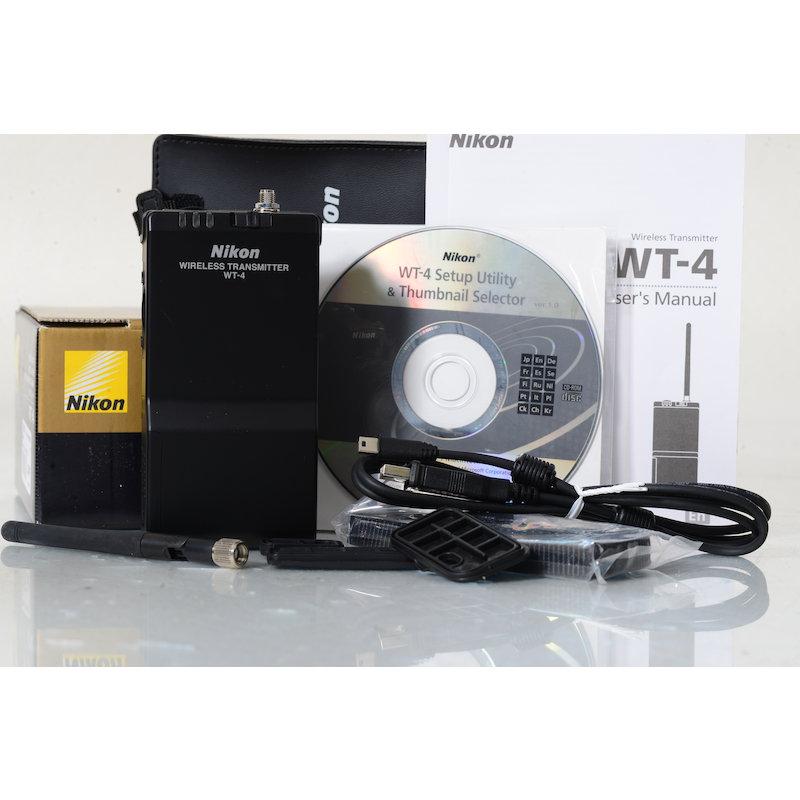 Nikon Wireless-Lan-Sender WT-4