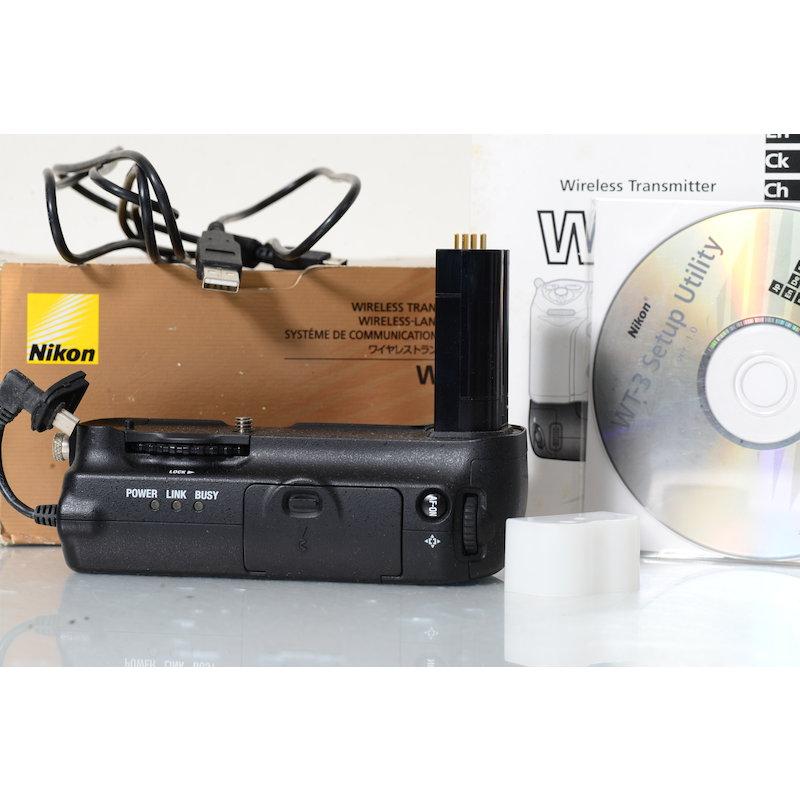 Nikon Wireless-Lan-Sender WT-3