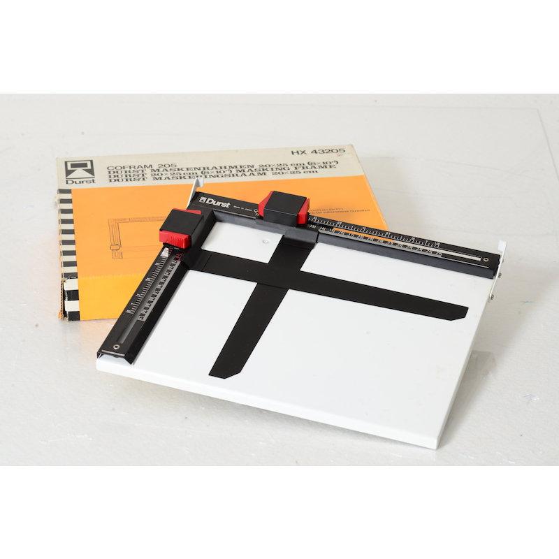 Durst Vergrößerungskassette 20x25 COFRAM 205