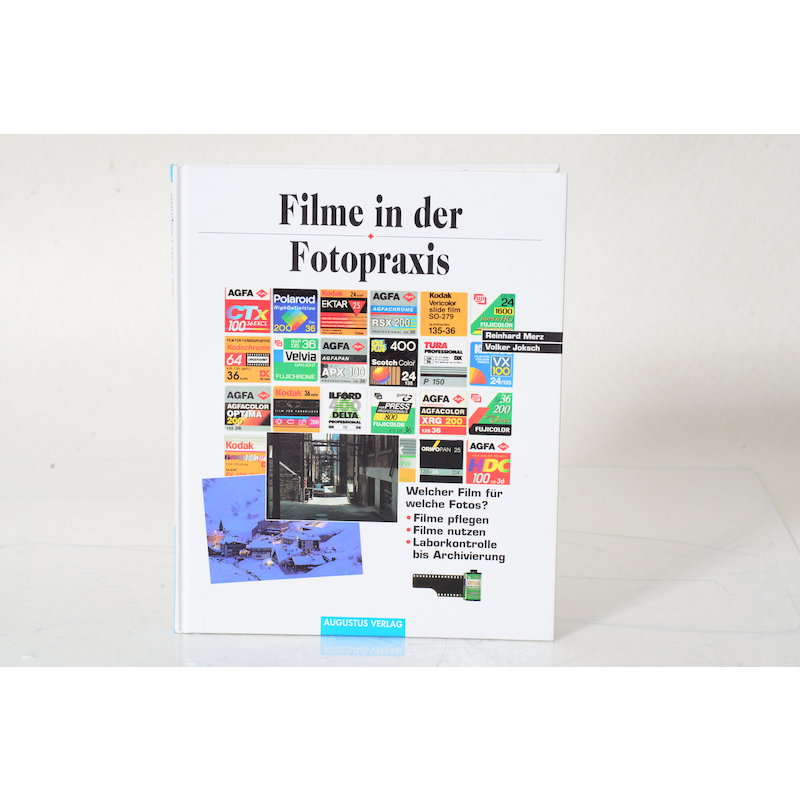 Augustus Filme in der Fotopraxis