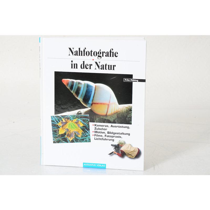Augustus Nahfotografie in der Natur